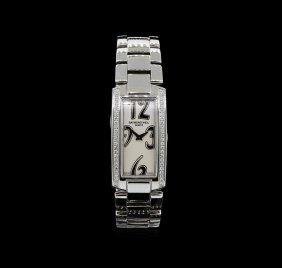 Raymond Weil Stainless Steel Diamond Watch