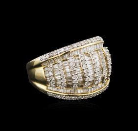 14kt Yellow Gold 1.92ctw Diamond Ring