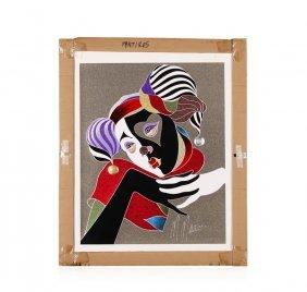 Clown By Matiros