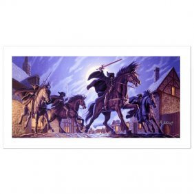 The Black Riders By The Brothers Hildebrandt