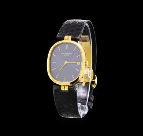 Patek Philippe 18kt Yellow Gold Ellipse Watch