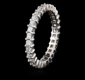 14kt White Gold 1.37ctw Diamond Ring