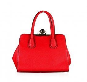 Viper Red Handbag