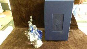 Swarovski Crystal Isadora Figurine