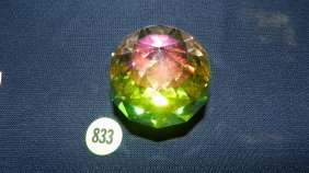 Great Stamped Swarovski Crystal Colored Diamond?